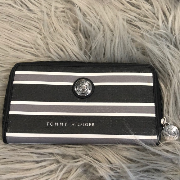 Tommy Hilfiger Handbags - Tommy Hilfiger Zip Around Wallet